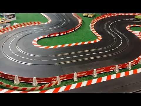 Carrera digital slot car racing