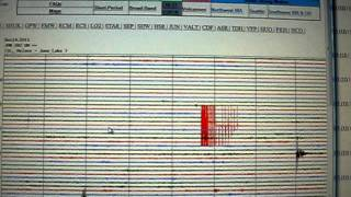 cascade range seismic discovery