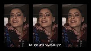 Atiye x Azar Kamera  Arkası, Teaser