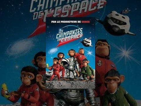 Les Chimpanzes de l'Espace (VF)