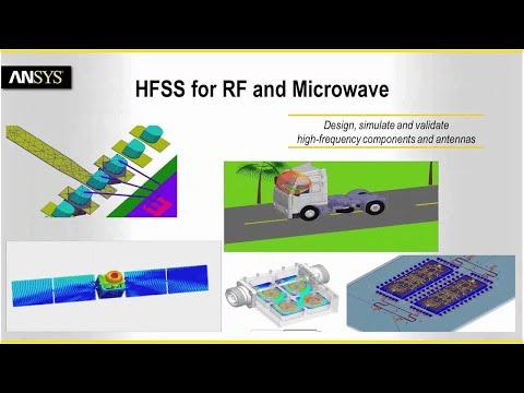 ANSYS HFSS | Rand SIM