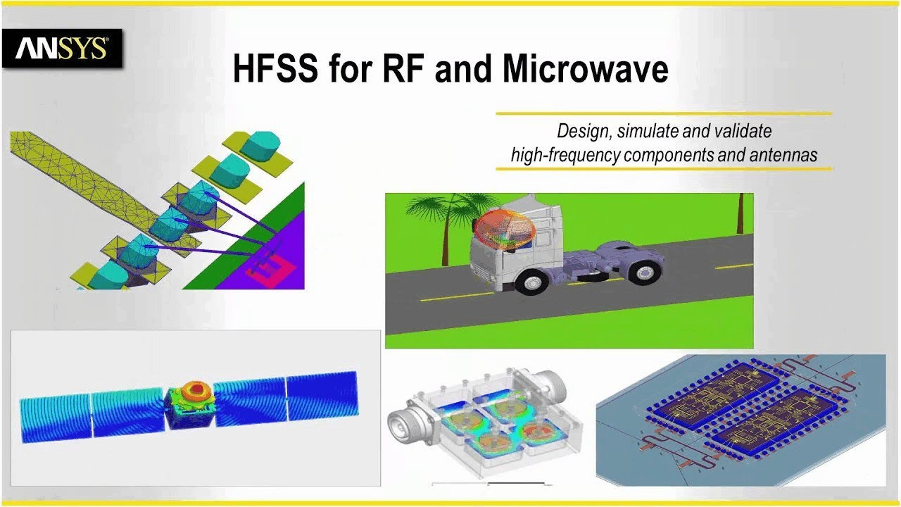 ANSYS HFSS [Overview]