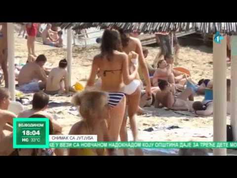 "Zrenjanin: ""Peskara"" otvorila sezonu kupanja"