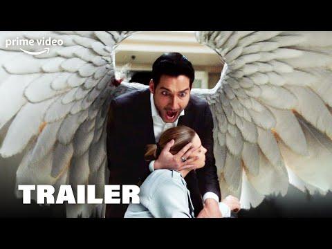 Lucifer Staffel 5 Part 2 I Offizieller Trailer I Prime Video DE