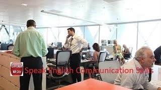 Speak English Communication Skills - English Lessons for Communicating