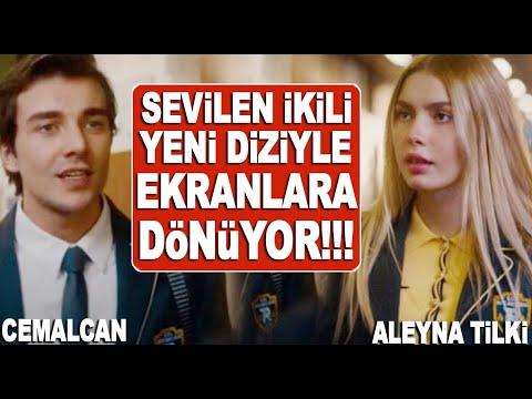Aleyna Tilki Cemal Can In Iste Bu Benim Masalim Dizisi Buyuk Ilgi Gordu Magazin Turu Youtube