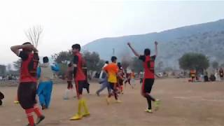 MUshtrika AkhurwalVs Shpalkiwal footbal semi final match penalty shoots at zk ground-Darra adam khel