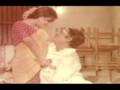 Rama Prabha Romance With Allu Ramalingaiah