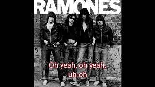 Ramones - Beat on the Brat - Lyrics