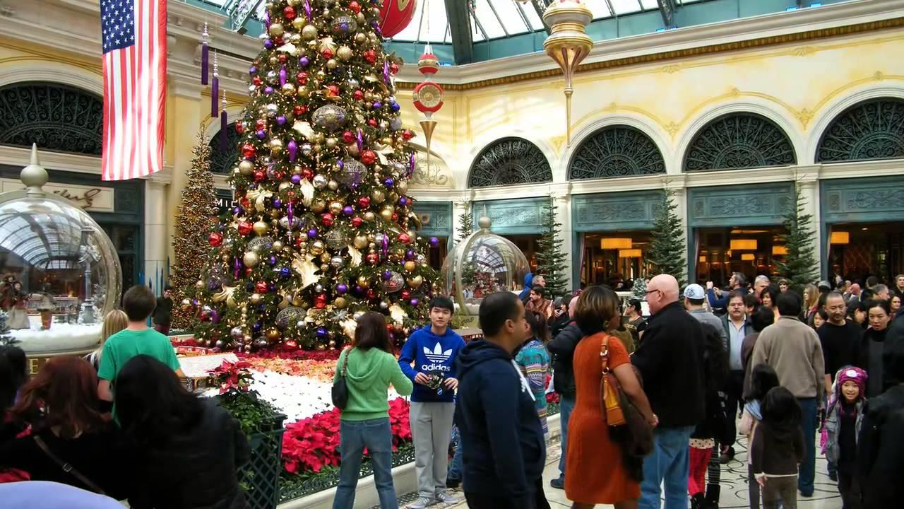 las vegas christmas 2014 - Las Vegas Christmas 2014