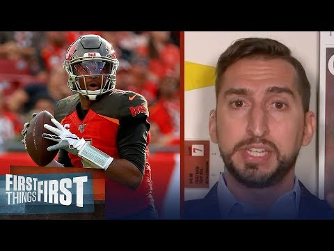 Jameis Winston is one of the most interesting free agent QBs — Nick | NFL | FIRST THINGS FIRST