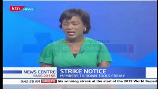 KMPDU-Kisumu branch threatens to go on strike