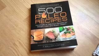 500 Paleo Recipes Cook Book Review Paleo Diet Dana Carpender