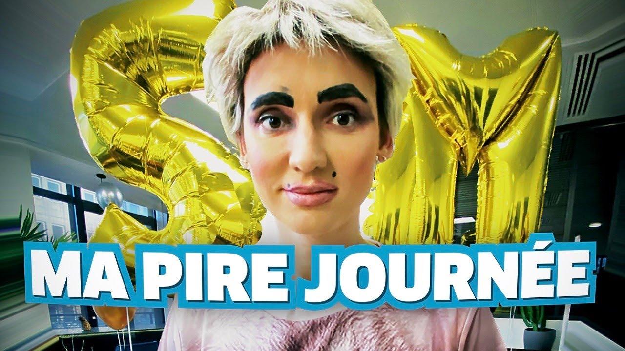 5M D'ABONNÉS : MA PIRE JOURNÉE !!!