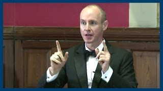 Socialism Does NOT Work | Daniel Hannan | Oxford Union