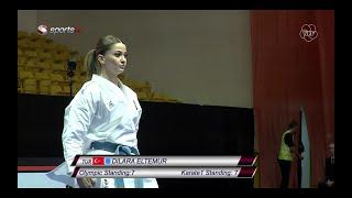 Dilara Eltemur (TUR) vs Hui-Hsuan Chien (TPE) - Karate 1 Premier League - Dubai 2020
