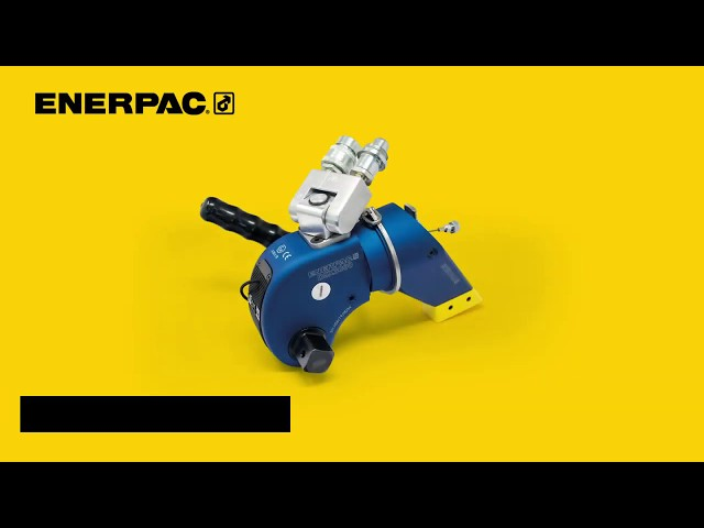 Square Drive Aluminium Hydraulic Torque Wrenches - DSX-Series   Enerpac