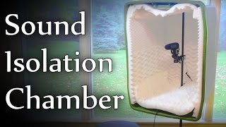 How To Make A Microphone Isolation Box For High Quality Audio Recording