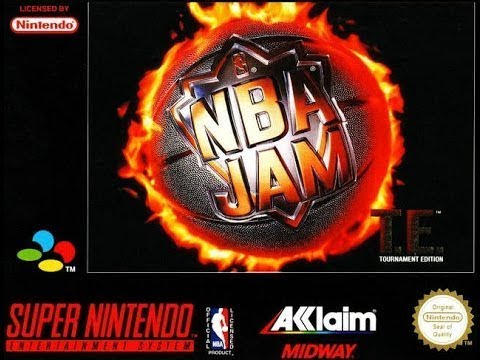 NBA JAM : Chicago Bulls vs. Milwaukee Bucks | 4K Super Nintendo