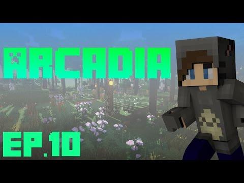 MineCraft Arcadia! - Ep.10 - Witchery!