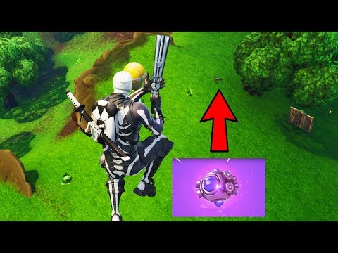 HE DIDN\'T STAND A CHANCE!! (Forntite Battle Royale New Grenade/New Update Gameplay)