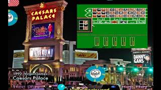 Caesars Palace NES Hyperspin Theme