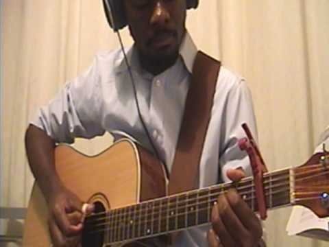 At the Cross -Fingerstyle Guitar