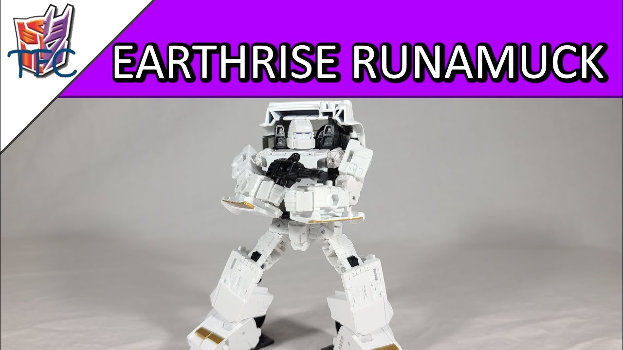 TF Collector Earthrise Runamuck Review!