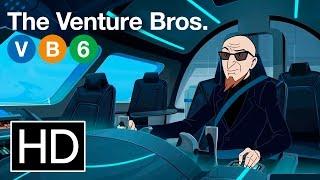 The Venture Bros. Season 6 Collection - Official Trailer