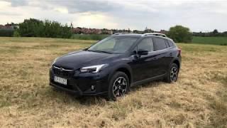 Subaru XV 1.6 test PL Pertyn Ględzi