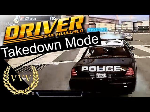 Driver San Francisco: Takedown Mode