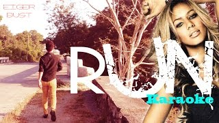 Run by Leona Lewis - Instrumental w/ Lyrics