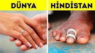 Sadece Hindistan'da Şahit Olabileceğiniz 12 Tuhaf Şey