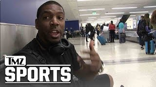 Jonathan Vilma Says Patriots 'Definitely' Signed James Harrison Just for Intel | TMZ Sports
