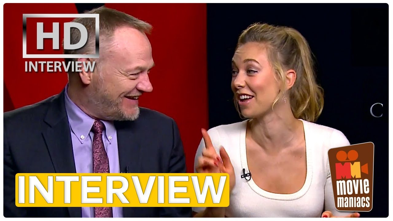 Jared Harris Interview About The Crown - Vanessa Kirby