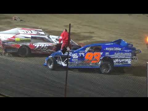 I.M.C.A. Feature Race at Crystal Motor Speedway on 07-07-2018!