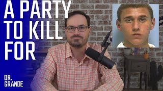 Can Partying be a Motive for Parricide?   Tyler Hadley Case Analysis