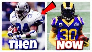 The NFL was COMPLETELY different in the 90's