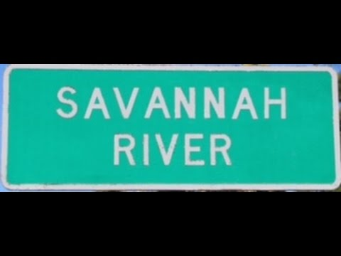 Savannah River Trip