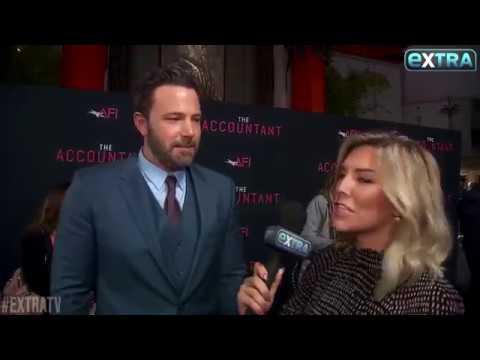 Ben Affleck talks Halloween and Ex Jennifer Garner