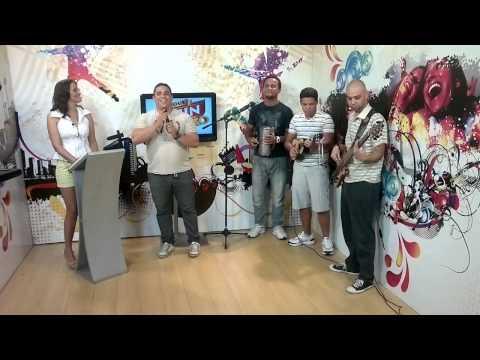 ENTREVISTA TRINKA DE REIS NO ARACAJUFEST TV