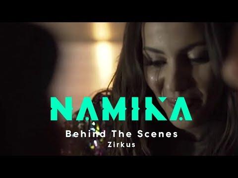 Namika - Behind The Scenes: Zirkus