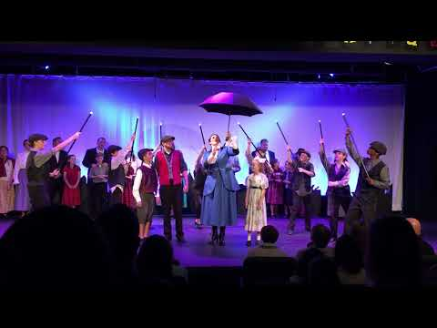 MCP Main Stage Mary Poppins Spring 2018: Anything Can Happen