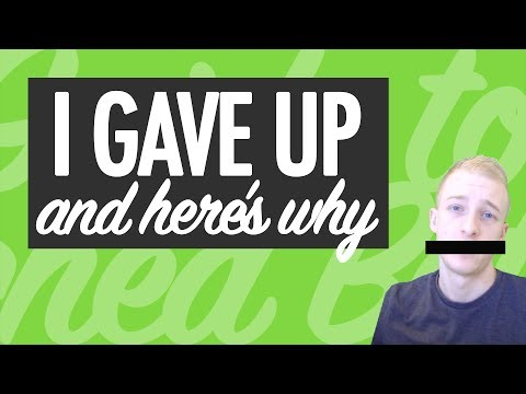 WHY I GAVE UP MATCHED BETTING