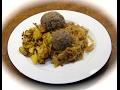 Leberknödel für Suppeneinlage oder mit Sauerkraut