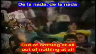 Making love out of nothing at all ( SUBTITULADO INGLES ESPAÑOL )