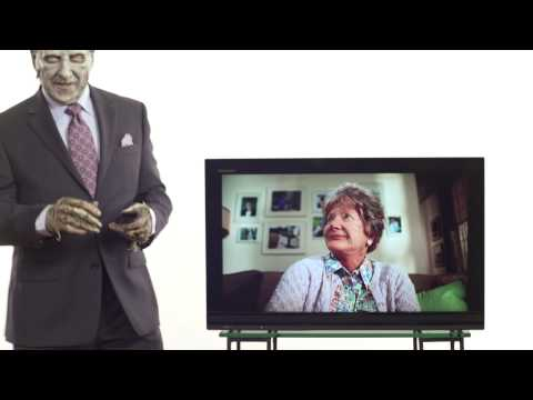 Granny Pwns Kids in Rise of Nightmares Official Kinect Trailer