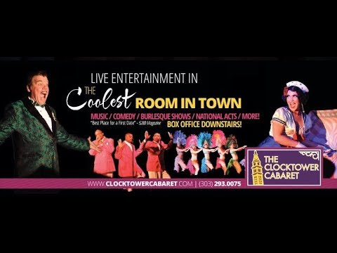 The Clocktower Cabaret Winter 2017 Guide