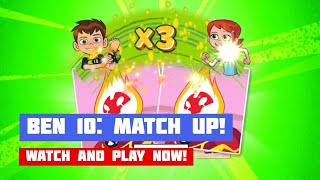 Ben 10: Match Up! · Game · Gameplay