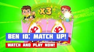Ben 10: Match Up! · Game · Gameplay